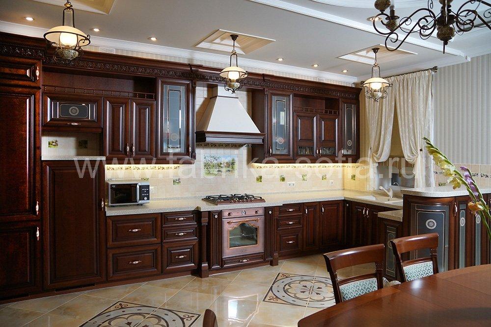 кухни в краснодаре фото с ценой